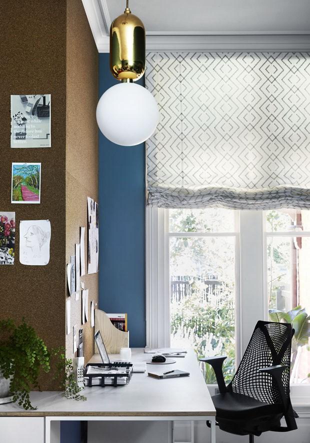 Casa funcional e cheia de estilo para uma família australiana (Foto: Tess Kelly/Divulgação)