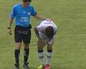 Exame aponta estiramento no joelho, e Renan Teixeira para por até um mês