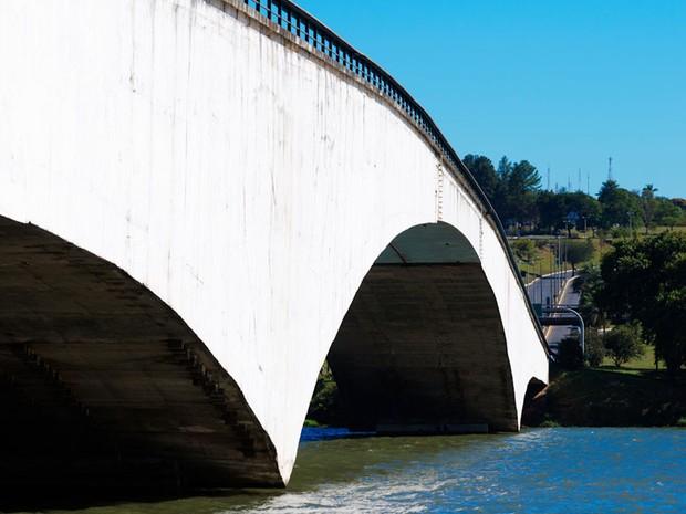 Ponte Costa e Silva - Brasília (DF) #Obras_Niemeyer (Foto: Marcelo Brandt/G1)