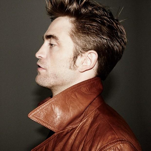 Robert Pattinson  (Foto: reprodução )
