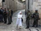 Jerusalém viverá Natal sem turistas por causa da violência
