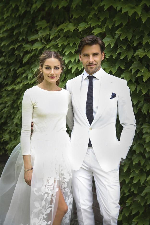 Olivia Palerno e Johannes Huebl (Foto: Reprodução)