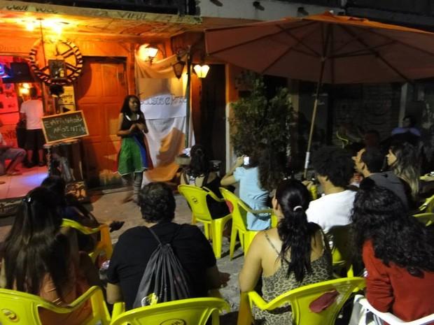 Terceiro Causos & Prosas abre espaço para a criatividade neste sábado (Foto: Divulgação)