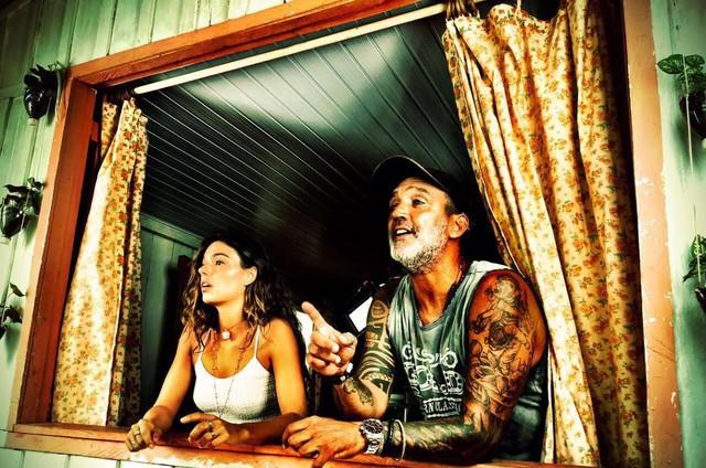 Isis Valverde e Rogério Gomes (Foto: Arquivo pessoal)