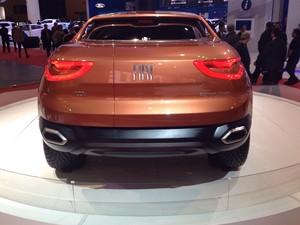 Fiat FCC4 Concept (Foto: Rafael Miotto/G1)