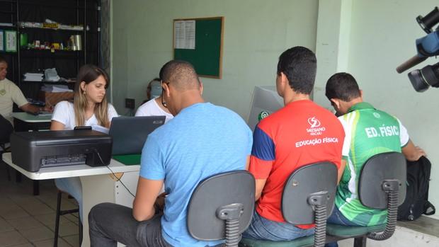 Inscrições para os JETVSE já estão abertas (Foto: Felipe Martins/GLOBOESPORTE.COM)