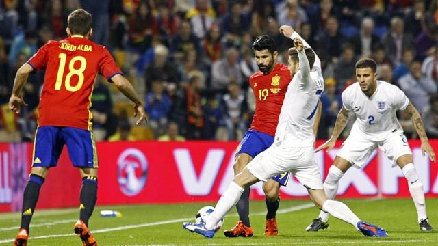 Resultado de imagem para Inglaterra x Espanha