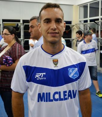 Rai Diego Taubaté (Foto: Danilo Sardinha/GloboEsporte.com)