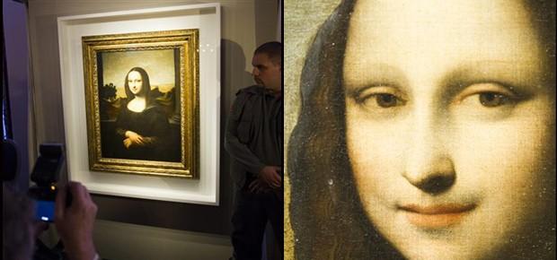 Mona Lisa (Foto: AP)