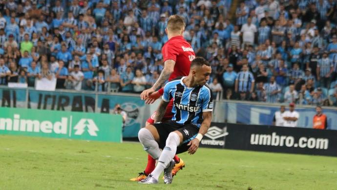 Gre-Nal 409, Arena, Grêmio, Inter, Everton (Foto: Diego Guichard / GloboEsporte.com)