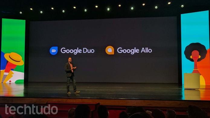Google Allo - Google For Brasil (Foto: Melissa Cruz/TechTudo)