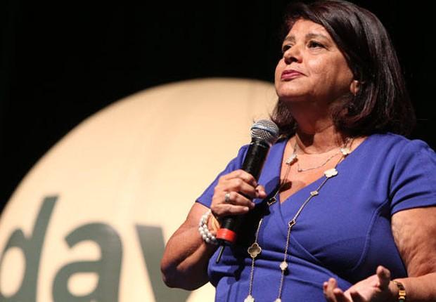 Luiza Trajano, do Magazine Luiza (Foto: Endeavor)