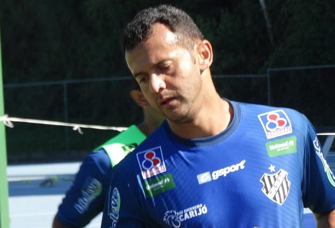 Fabrício Soares Tupi-MG (Foto: Bruno Ribeiro)