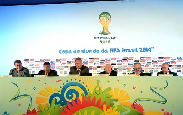 Reunião fifa maracanã (Foto: Andre Durão)