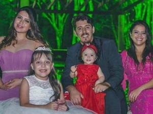 Família saiu de férias de Foz do Iguaçu em dezembro e viajava com destino ao Maranhão (Foto: Arquivo pessoal)
