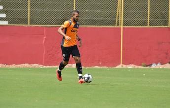 """Com """"rodízio"""" no meio, José Welíson espera conquistar espaço no time"""