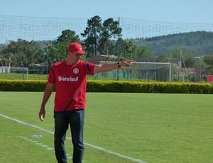 Clemer tenta o bicampeonato da Copa Rio Sub-17 com o Internacional (Foto: Guilherme Araujo / TXT Assessoria)
