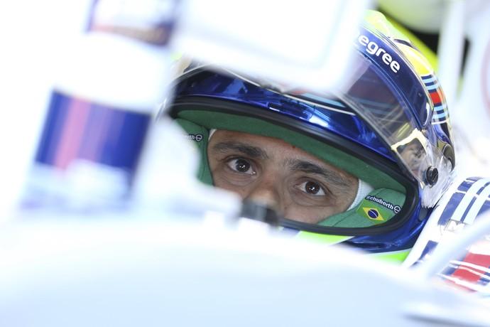 Massa GP do Canadá (Foto: Reuters)