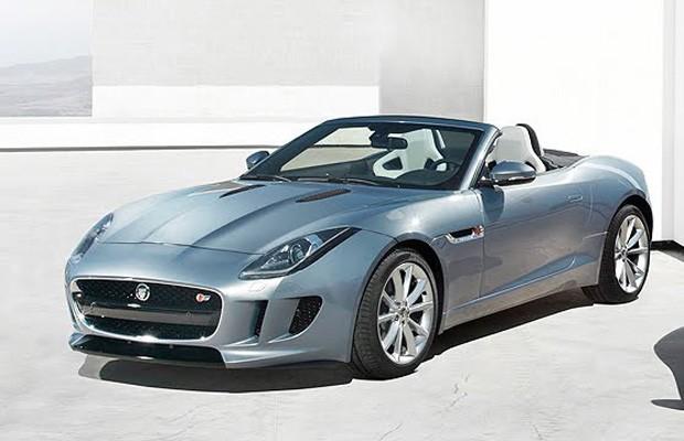 Jaguar F-Type (Foto: Divulgação)
