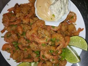 Média de preço da porção de camarão em Caraguatatuba foi de R$  (Foto: Divulgação/ Balaio Caiçara)