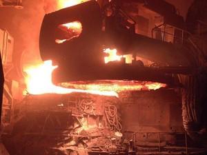 incineração drogas Juiz de Fora (Foto: Assessoria Polícia Civil/Divulgação)