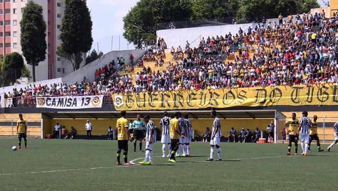 São Bernardo x ABC Copa São Paulo (Foto: Divulgação/São Bernardo )