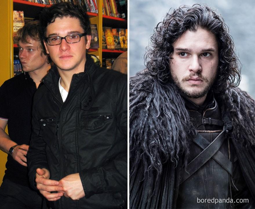 Kit Harington antes de Jon Snow  (Foto: Divulgação)