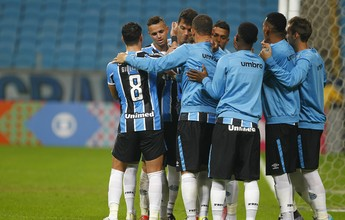 Grêmio sobra após desconfiança e antecipa meta das 5 primeiras rodadas