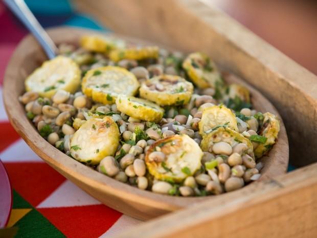 Bela Cozinha Vero - Ep. 7 - Feijo - Salada de feijo de corda (Foto: Joo Franco)