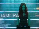 Zoe Saldana fala sobre Gamora, de 'Guardiões da galáxia'