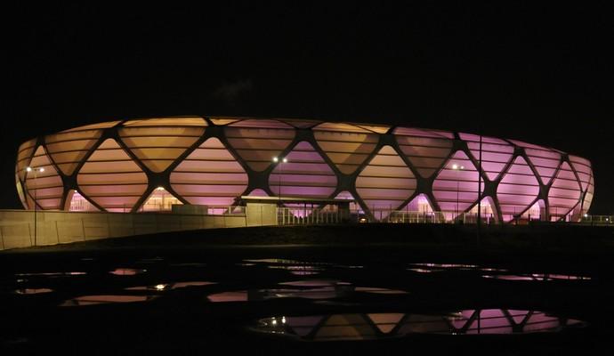 Arena da Amazônia, Manaus-AM (Foto: Antônio Lima/Sejel)