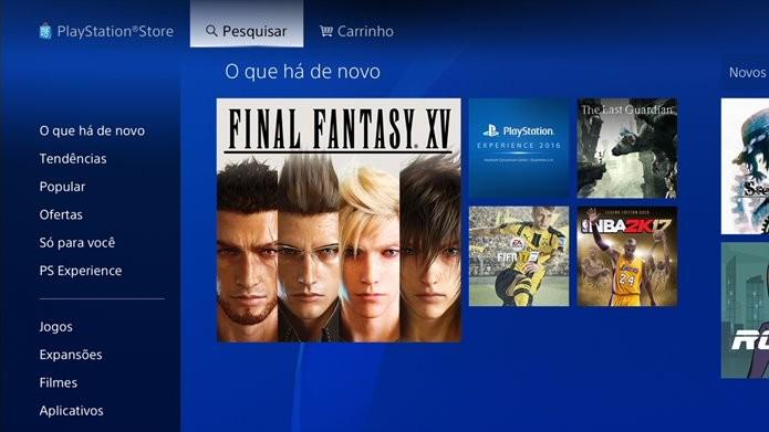 Let It Die foi liberado no primeiro dia de PlayStation Experience (Foto: Reprodução/Felipe Demartini)