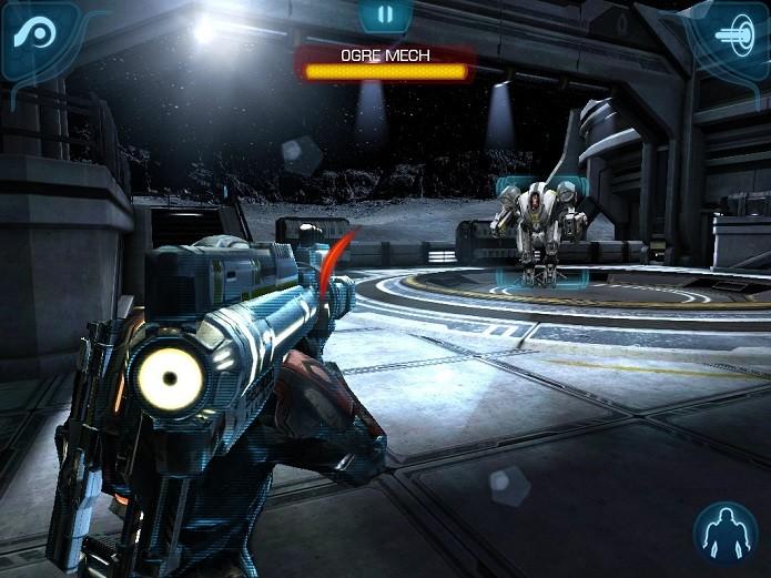 Mass Effect: Infiltrator é um dos games da EA com preço promocional no Windows Phone. (Foto: Divulgação)