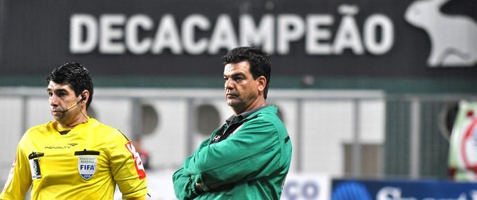 América-mg e Parana (Foto: Divulgação / AFC)