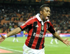 Robinho Milan (Foto: Getty Images)