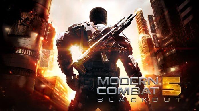 Modern Combat 5: Blackout (Foto: Divulgação)