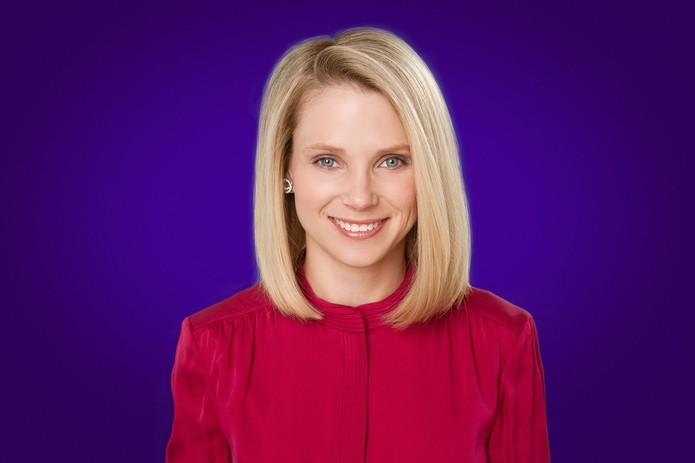 Marissa Mayer foi vice-presidente do Google para o Maps e em 2012 foi nomeada CEO da Yahoo! (Foto: Divulgação/Yahoo!)