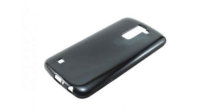 Capa discreta de silicone protege o LG K10 (Foto: Divulgação/Husky)