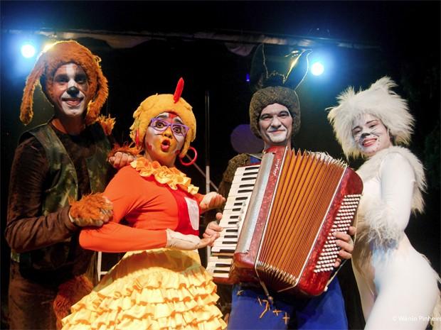 musical saltimbancos