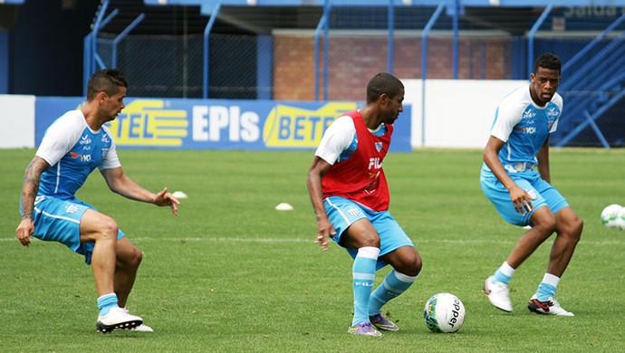 Avaí treinamento (Foto: André Palma Ribeiro/Avaí F.C.)