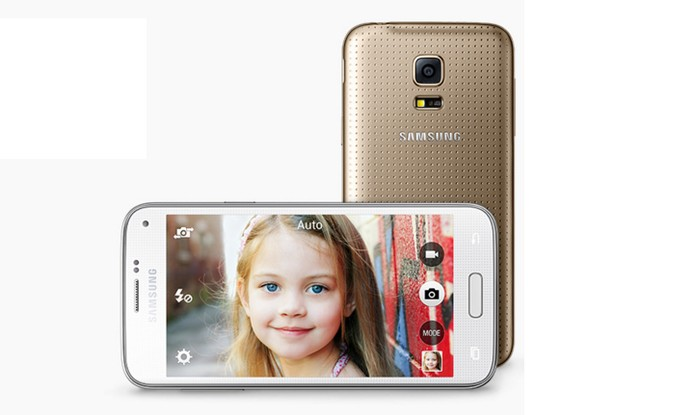 Galaxy S5 mini tem preço menor do que o S5 Duos (Foto: Divulgação/Samsung)