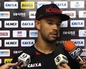 Roger Carvalho quer manter embalo do Atlético-GO em mais um clássico
