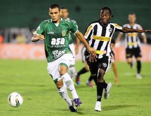 Andrezinho Botafogo x Guarani (Foto: Marcos Ribolli / Globoesporte.com)