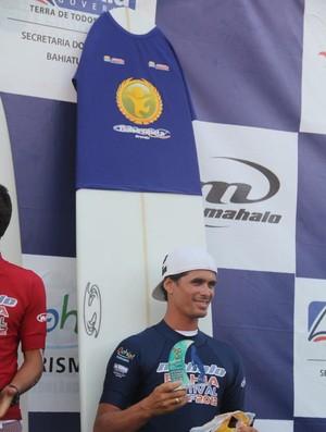 Robson Fraga lidera o circuito nacional (Foto: Divulgação/Arquivo Pessoal)