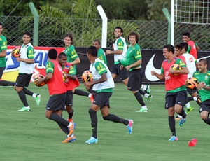 treino seleção brasil (Foto: Wander Roberto/Vipcomm)