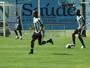 """Thiagão sobre expulsão e gol anulado: """"Teve muito rigor para o nosso lado"""""""