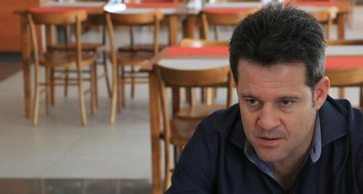 matou a fome (Tomás Hammes / GloboEsporte.com)