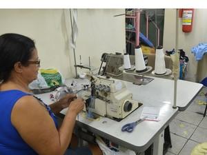 Sine de Cariacica, no Espírito Santo, tem vaga para costureira (Foto: Romero Mendonça/Secom-ES)