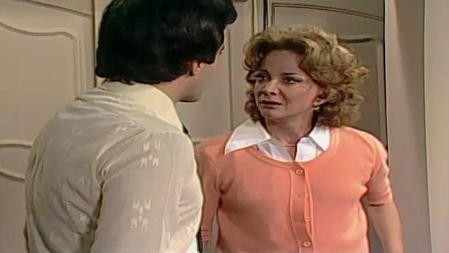 Ana conta para Andr que Carina no vai deix-lo ver seu filho (Foto: Reproduo/viva)