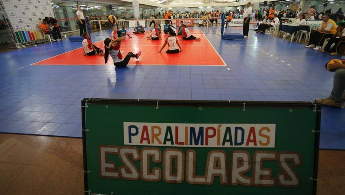 Paralimpíadas Escolares 2013 (Foto: Divulgação / CPB)